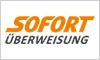 SOFORT-Überweisung akzeptiert Logo